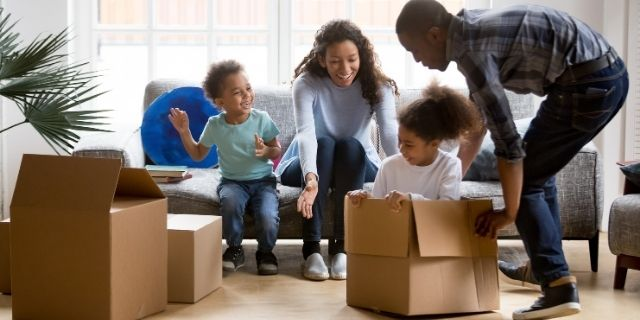 Involve your Kids in Moving