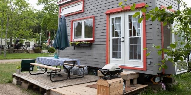 Tiny Home Customization