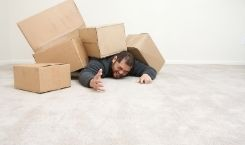How to Cope With an Unexpected Move?