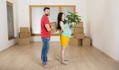 Tips on How to Move when your Wife is Pregnant