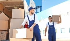 Top 5 Benefits of Hiring a Moving Company