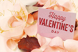 Ways to celebrate Valentine's Day when you have just moved