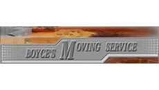 Boyces Moving Service