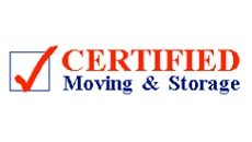 Certified Moving And Storage