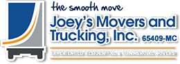 Joeys Movers And Trucking