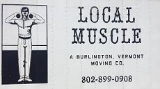 Local Muscle Movers