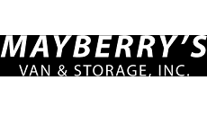 Mayberrys Van And Storage
