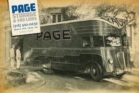Page Storage And Van Lines Inc