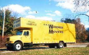 RW Warner Movers